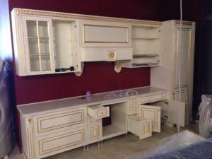 Кухня на заказ от дизайнера патина в Иваново