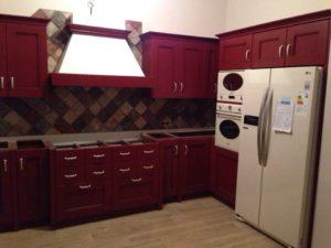Кухня на заказ от дизайнера махагон в Иваново