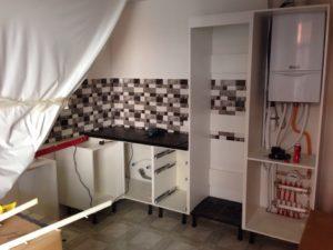 Кухня белая угловая в Иваново