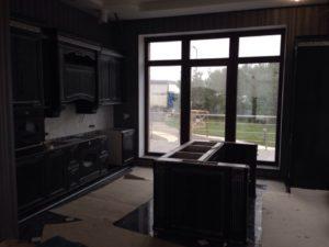 Кухня на заказ венге в Иваново