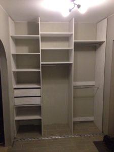 Шкаф купе для прихожей